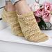 Fiori Socks pattern