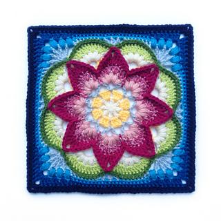 Textured Tiles Afghan Vanna NEW Crochet PATTERN//INSTRUCTIONS