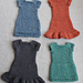 Doll clothes(Sack dress) pattern