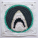 Great White Shark pattern