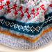 Fair Isle Neck Warmer pattern