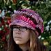 Apple Cap Slouchy Newsboy Hat 222 pattern