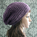 Slouchy Hat 119 pattern