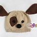 Baby Puppy Hat pattern