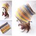 Loop a loop hat cowl pattern