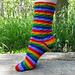 Swirl E. Socks pattern