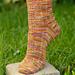 Bob & Weave Socks pattern