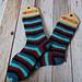 Downpour Socks pattern