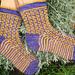 Karenina Socks pattern