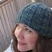 Graduated Ribs Hat pattern