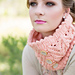 Sweetheart Cowl pattern
