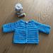 Bobtail Cardigan pattern