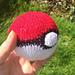 pokeball pokemon toy pattern