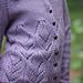 Fleuris Cardigan pattern