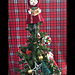 Mini tree top Caroler pattern