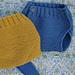 Ranita Leo Diaper Cover pattern