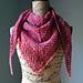 Casual Lace Knit Shawl pattern