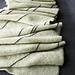 Diagonal Pinstripe Scarf pattern