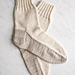 Seamed Socks pattern