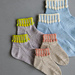 Hop, Skip + A Jump Socks pattern