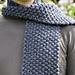 Moss Stitch Scarf pattern