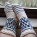 Finnish Socks pattern