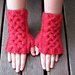 Twisty Sister Cabled Handwarmers pattern