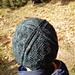 Tartanesque hat pattern