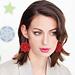 Winter Berry Earrings pattern