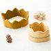 Cracker Snap Crowns pattern