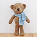 Theodore the Teddy Bear pattern