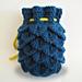 Dragon Scale Dice Bag V2 pattern
