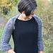 Lady Grey Lace Shrug pattern