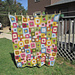 Garden Patch Granny Afghan pattern