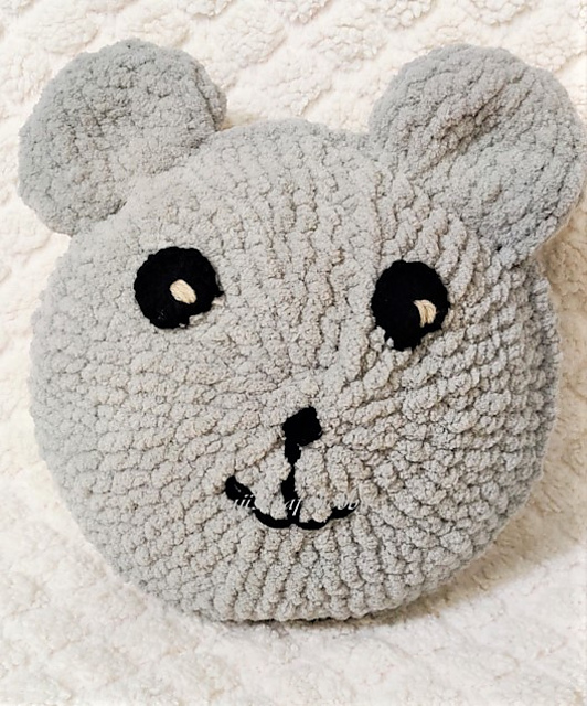 How To Add Faces To Your Amigurumi Part 3: Sleepy Face · How To ... | 640x532