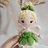 PATTERN Princess Bundle 3 : Amigurumi Princess Pattern – Green Frog | 170x170