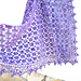 Pressed Violets Shawl pattern