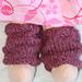 teeny tiny legwarmers pattern