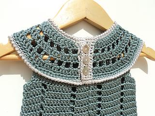 Ravelry: Baby Delight Dress pattern by Anna Erlandsson