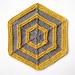 Outside-In Hexagon pattern