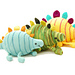 Sherman the Square Dancing Stegosaurus pattern