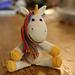 Sock Unicorn pattern