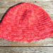 Rouge Hat pattern