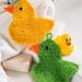 Rubber Duckie Scrubby pattern