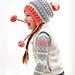 Little Miss Pompom Hat pattern