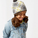 Planned Pooling Argyle Hat pattern