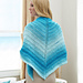 Simple Lace Triangle Shawl pattern