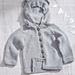 Baby Bear Knit Hoodie pattern