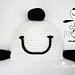 Snoopy Happy Dance Hat pattern