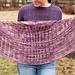 Rivulous Shawl pattern